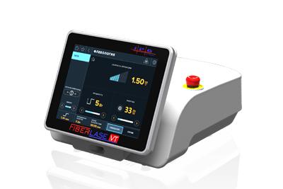 Волоконный лазер FiberLase VT для флебологии и хирургии
